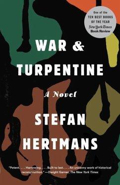 War and Turpentine - Hertmans, Stefan