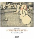 Traumkarussell 2018 - Illustriert von Mehrdad Zaeri