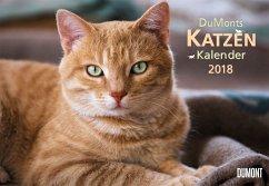 DuMonts Katzen-Kalender 2018