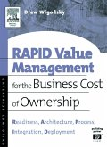 RAPID Value Management for the Business Cost of Ownership (eBook, ePUB)
