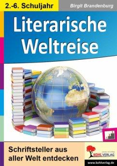Vorschaubild von Literarische Weltreise