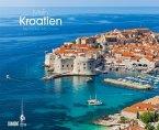 Mein Kroatien 2018 - Wandkalender