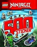 LEGO® NINJAGO® 500 Sticker