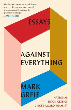 Against Everything: Essays