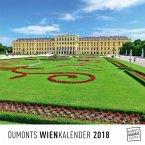 Wien Vienna 2018 - Wandkalender - Quadratformat 24 x 24 cm