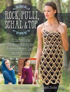 Rock, Pulli, Schal & Top