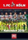 1. FC Köln 2018 Wandkalender