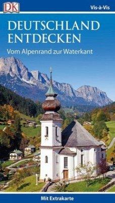 Vis-à-Vis Reiseführer Deutschland entdecken. Vo...