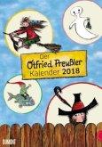 Die kleine Hexe Kalender 2018