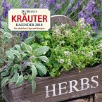 DuMonts Kräuter-Kalender 2018 - Broschürenkalender - Wandkalender - Format 30 x 30 cm
