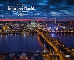 Köln bei Nacht 2018