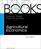 Handbook of Agricultural Economics (eBook, ePUB)
