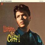 Listen To Cliff!+2 Bonus Track (Ltd.180g Vinyl)