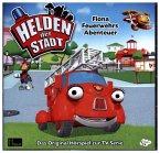 Helden der Stadt - Fiona Feuerwehrs Abenteuer, 1 Audio-CD