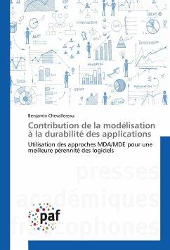 Contribution de la modélisation à la durabilité des applications