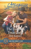 The Doctor's Texas Baby (Mills & Boon Love Inspired) (Lone Star Cowboy League: Boys Ranch, Book 5) (eBook, ePUB)