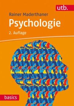 Psychologie - Maderthaner, Rainer