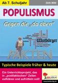 Populismus - Gegen die