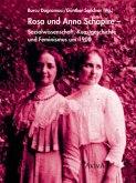 Rosa und Anna Schapire