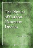 Physics of Carbon Nanotube Devices (eBook, ePUB)