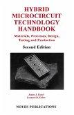 Hybrid Microcircuit Technology Handbook (eBook, ePUB)