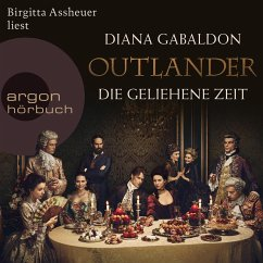 Outlander - Die geliehene Zeit / Highland Saga Bd.2 (MP3-Download) - Gabaldon, Diana