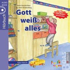 Gott weiß alles (MP3-Download) - Habicht, Katja