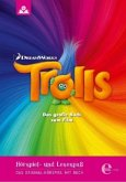 Trolls - Hörspiel zum Kinofilm, 1 Audio-CD + Buch
