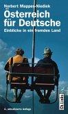 Österreich für Deutsche (eBook, ePUB)