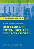 Der Club der toten Dichter (Dead Poets Society) (eBook, ePUB)