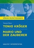 Tonio Kröger / Mario und der Zauberer (eBook, ePUB)