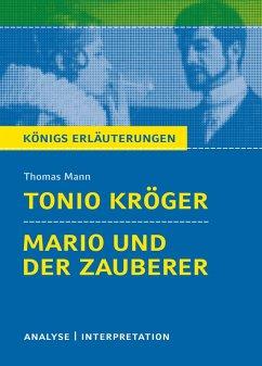 Tonio Kröger / Mario und der Zauberer (eBook, ePUB) - Mann, Thomas