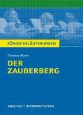Der Zauberberg. Königs Erläuterungen. (eBook, ePUB)