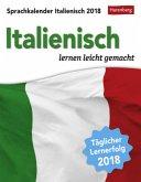 Sprachkalender Italienisch 2018