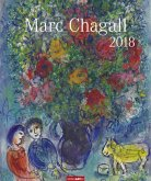 Marc Chagall - Kalender 2018