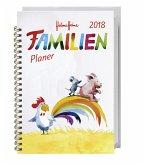 Helme Heine Familienplaner Buch A5 2018