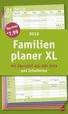 Familienplaner XL Basic 2018