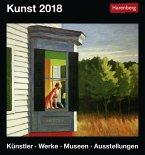 Kunst - Kalender 2018