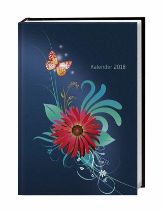 Ranke 17-Monats-Kalenderbuch A6 2018