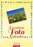 Premium FOTO Kalender 2018 Herz 33 x 23 cm