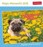 Mops-Momente - Kalender 2018