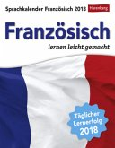 Sprachkalender Französisch 2018