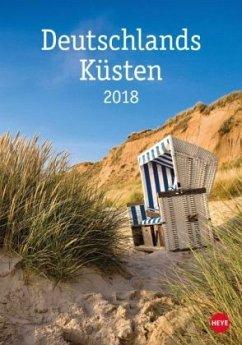 Deutschlands Küsten - Kalender 2018