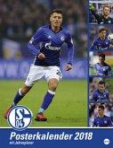 FC Schalke 04 Posterkalender 2018