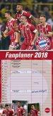 FC Bayern München Fanplaner 2018