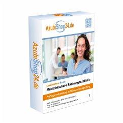 AzubiShop24.de Basis-Lernkarten Medizinische/-r Fachangestellte/-r - Rung-Kraus, Michaela