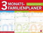 3-Monats Familienplaner 2018