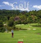 Golf - Kalender 2018