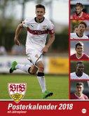 VfB Stuttgart Posterkalender 2018