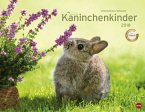 Kaninchenkinder Posterkalender 2018